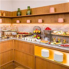 Breakfast Buffet Restaurant Mirabell