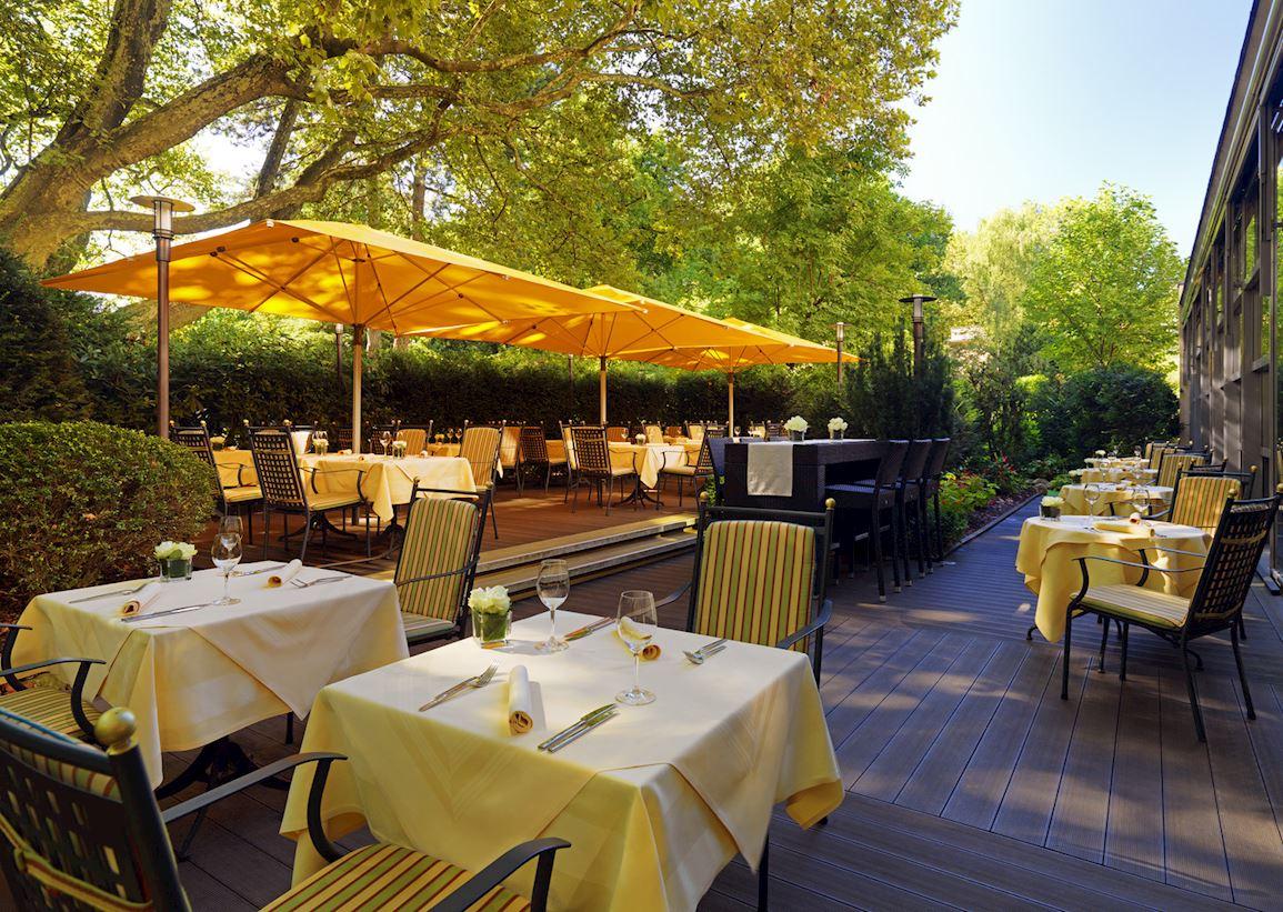 Mirabell Terasse Restaurant Salzburg